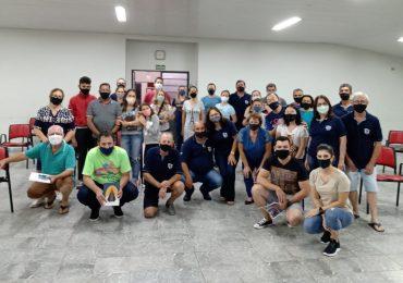 MFC Nova Esperança: Reunião Presencial