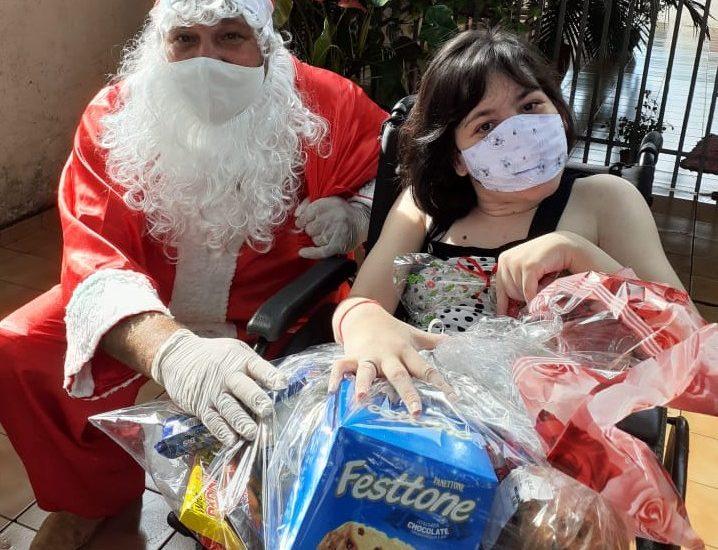 MIC Nova Esperança: Carreata do Papai Noel