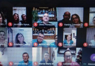 MFC Paraná: Última Reunião do Ano da E.C.E.