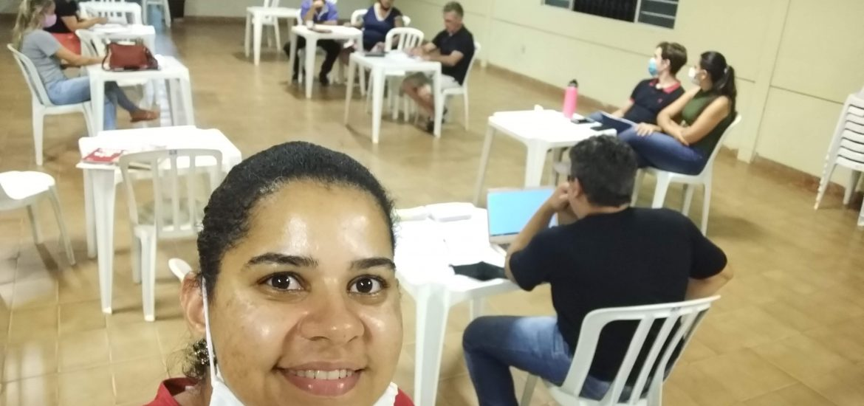 MFC Campo Grande: Reunião Coordenadores de Equipe Base
