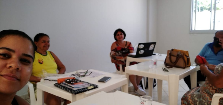 MFC Campo Grande: Reunião de Planejamento 2021