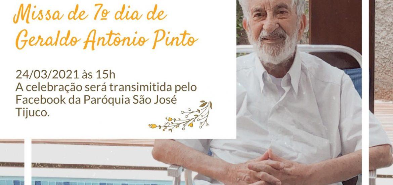MFC São João Del Rei: Missa de 7º Dia