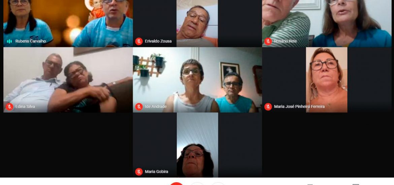 MFC Vitória da Conquista: Reunião do Secretariado Candeias