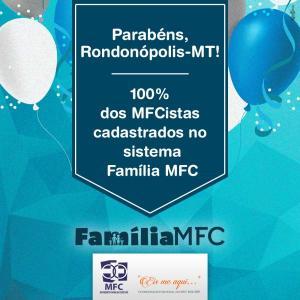 Post FamiliaMFC-Rondonopolis