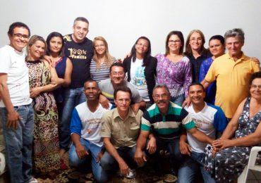 Visita da Coordenação Nacional do MFC