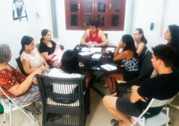 Reunião Administrativa do MFC Jovem Amapá