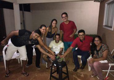 Projeto Visitas – Formação continuada: Equipe Base Unidos na Fé