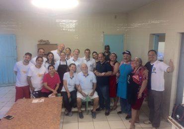 MFC Campo Grande-MS: Churrasco Promocional