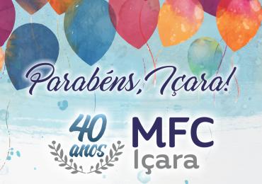 MFC Içara 40 anos