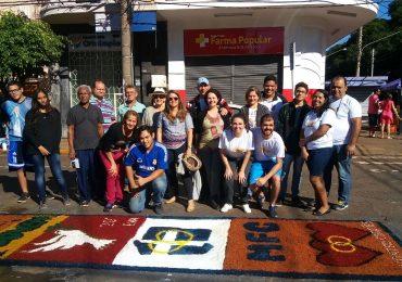 MFC Brasil: Corpus Christi no Brasil