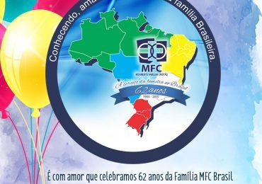 MFC Brasil faz 62 anos!