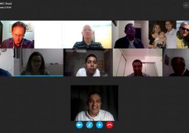 MFC Brasil: SENFIN – Videoconferência com representantes de todos os CONDIRs