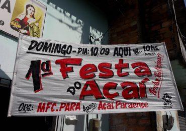 MFC Belém: 1ª Festa do Açaí