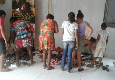 MFC Maranhão: Varal Solidário