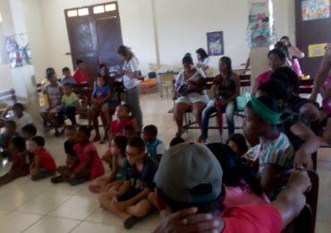 MFC São Luís: Festa da Criança