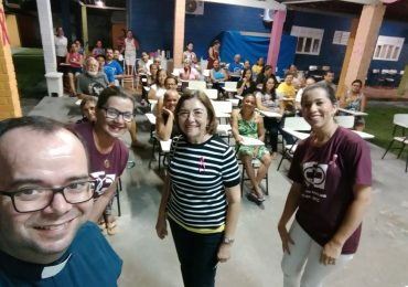 MFC Barra de São de Miguel: Palestra Contra o Câncer de Mama