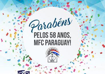 58 anos do MFC Paraguay
