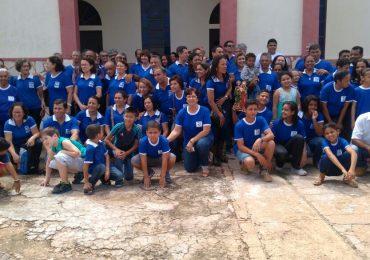 MFC Guiratinga: I Missa das Famílias na Comunidade São Sebastião
