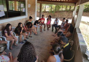 MFC Conselheiro Lafaiete: 2° Encontro de Formação da Equipe Base Crer-sendo Jovem