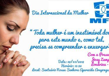 MFC Arapongas: Dia da Mulher