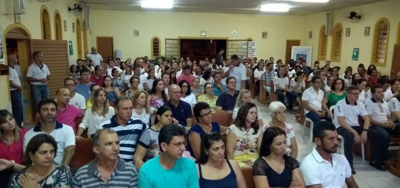 MFC Santo Antônio da Platina: Formação com Espiritualidade