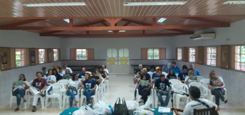 MFC Alagoas: II Encontro Quaresmal
