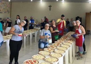 MFC Maringá: Dia da Pizza