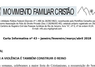 MFC Minas Gerais: Carta Informativa nº 43