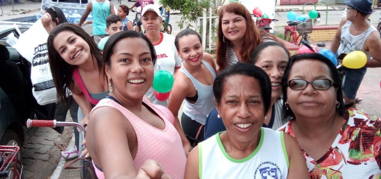 MFC Governador Valadares: Passeio Ciclístico