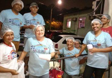 MFC São Luís: Ação