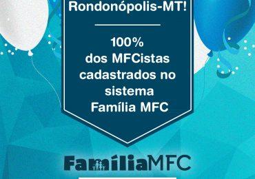 Parabéns, Rondonópolis!
