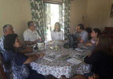 MFC Nacional: Reunião com Equipes do SPLA