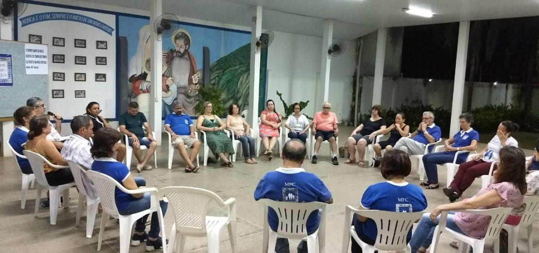 MFC Rondonópolis: Encontro com o Coordenador Nacional