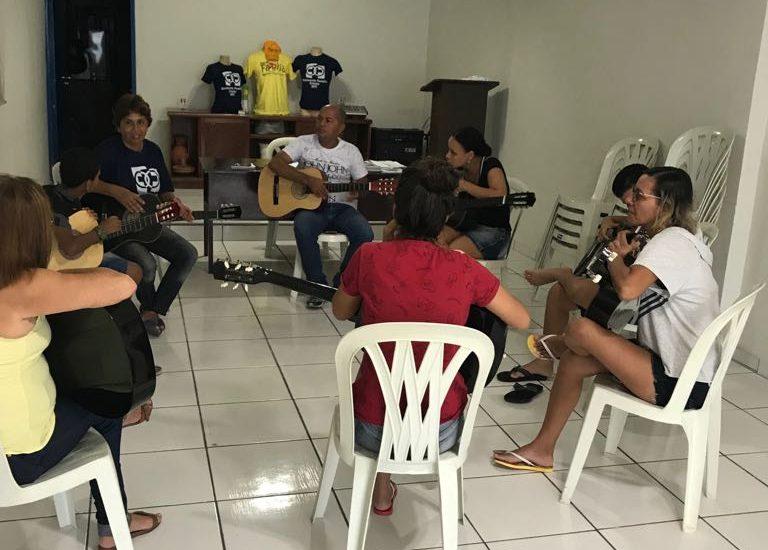 MFC Maceió: Aulas de Violão