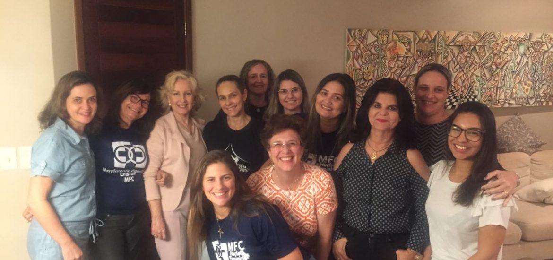 MFC Maceió: Reunião do Grupo Ser Semente