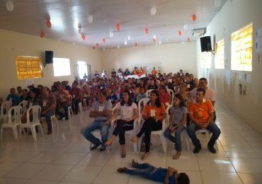 MFC Dom Aquino: Encontro de Famílias