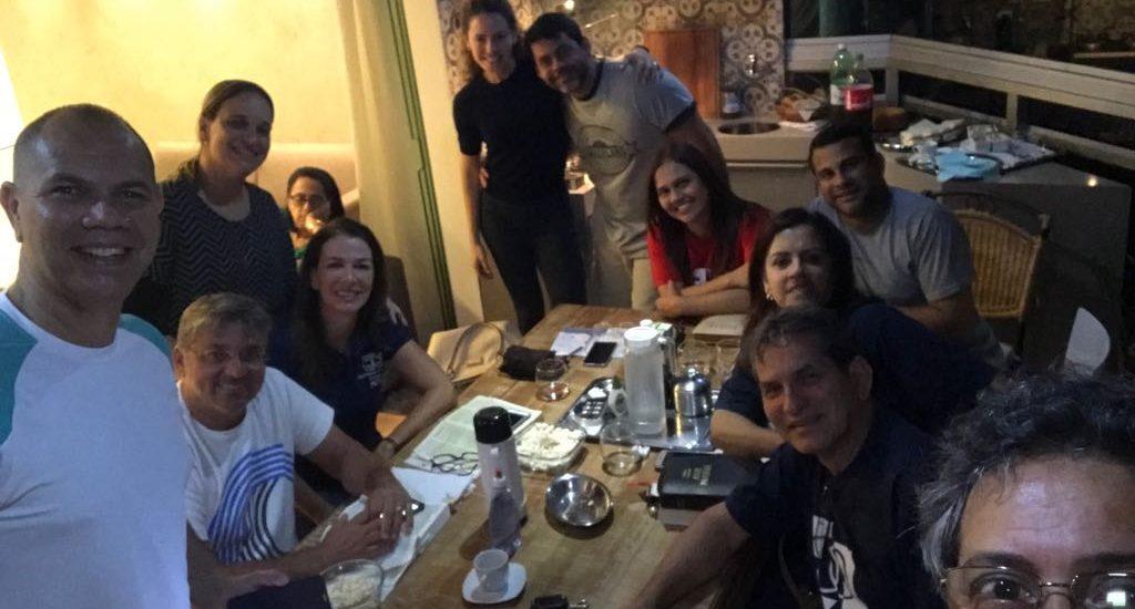 MFC Maceió: Reunião do Grupo Irmãos na Fé
