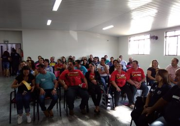 MFC Nova Esperança: Encontro da Família
