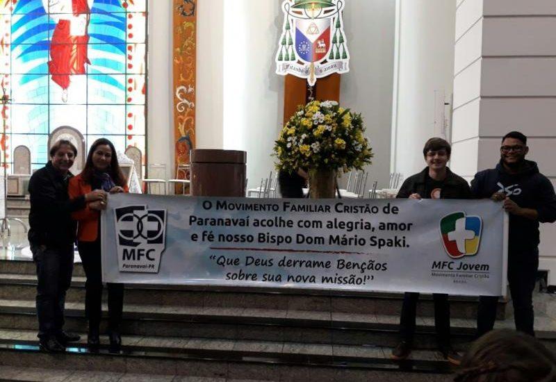 MFC Paranavaí: Posse do novo Bispo