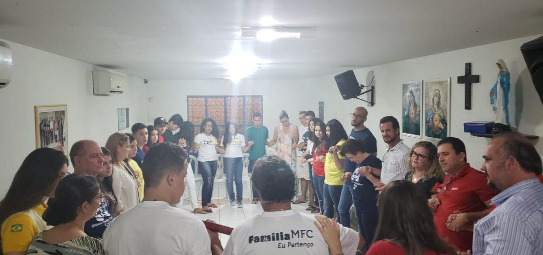 MFC Maceió: Reunião Coordenadores