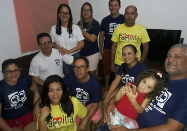 MFC Maceió: Reunião do Grupo Unidos em Cristo
