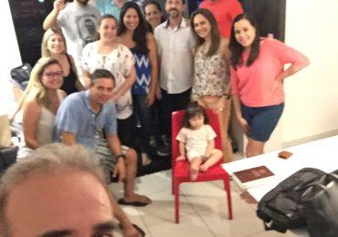 MFC Maceió: Reunião do Grupo Água Viva