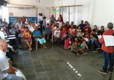 MFC Eunápolis: Formação na Comunidade Sagrado Coração de Jesus