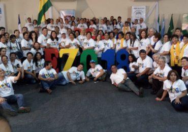 MFC Nacional – EZO 2018: Santa Cruz de La Sierra Bolívia