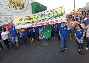 MFC Rondonópolis: 11ª Caminhada das Famílias