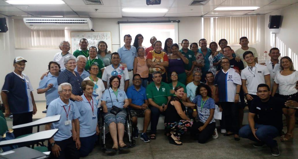 MFC Manaus: 3ª Reunião do CONDIR NORTE (Triênio 2016-2019)