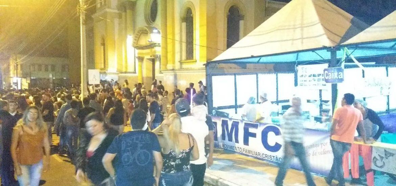 MFC Santo Antônio da Platina: Aniversário da Cidade