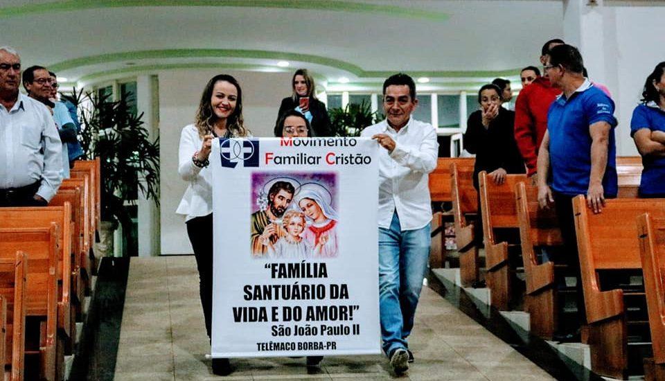 MFC Telêmaco Borba: Semana Nacional da Família