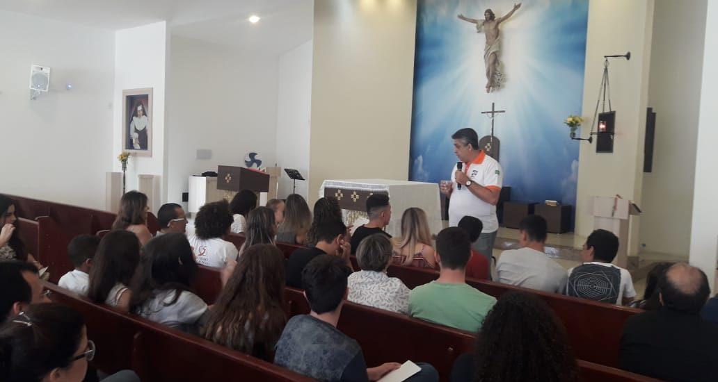 MFC Vitória da Conquista: Encontro de Pais e Filhos