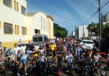 MFC Santo Antônio da Platina: Passeio Ciclístico